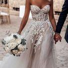 30 Boho Wedding Dresses Of Your Dream