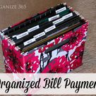 Organizing Bills
