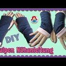 DIY   Stulpen selber machen • Schritt für Schritt Nähanleitung • Sami Dolls Tutorials