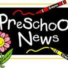 Preschool Newsletter