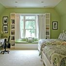 Bright Girls Rooms