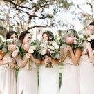 Real Wedding: A Disney Inspired Boho Wedding - Wedded Wonderland