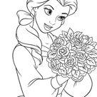 disney-princess sketch printable – Free Printables
