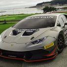 New Lamborghini's racecar Huracán LP 610 4 Super Trofeo