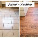 Fliesenboden renovieren - schnell & staubfrei - Trebes Raumausstattung und Inneneinrichtung
