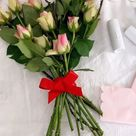 DIY - Coeur de fleurs pour la Saint-Valentin