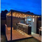 garden bar ideas uk