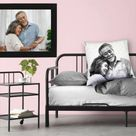 Custom Pillow ,Pencil Drawing Custom Pillow With Photo, Customized Gift,hand drawing