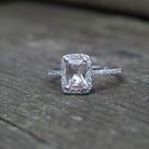 Delicate Engagement Ring