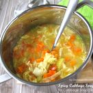 Recipe For Cabbage Soup