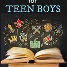 25 of the Best Books for Teen Boys   The Joys of Boys