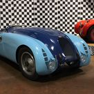 1936 Bugatti Type 57G 'Tank'   won the 1936 French Grand Prix and the 1937 24 Hours of Le Man...