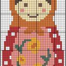 Free Babushka Pattern | PDF | Sewing | Handicrafts