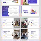 Educate – Education Course Google Slides Template