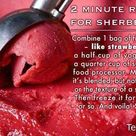 Sherbet Recipes