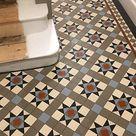 London Mosaic | Hallway