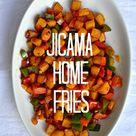 Jicama Fries