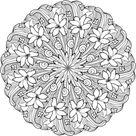 Island Vacation Coloring Page