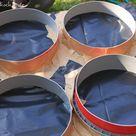 Trittsteine für das Gartenbeet  DIY aus Beton ⋆ Mamahoch2