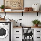 Joanna Gaines Thinks We're Designing Our Laundry Rooms All Wrong