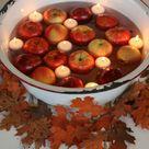Tischdeko Herbst - 20 puristische Inspirationen für ein stimmungsvolles Ambiente