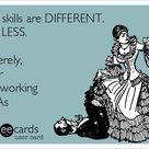 CNA's/Nursing Assistants... we work hard!