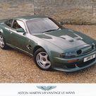 Aston Martin DB7 Vantage Le Mans Geneva, 1999