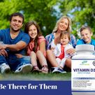You May Be In Need Of Vitamin D3 If You Have Any Of The Following Symptoms: • Tiredness • Aches And Pains • Severe Muscle Or Bone Pain • Weakness When Trying To Get Up • Stress Fractures In Pelvis, Hips, Or Legs Benefits of Vitamin D3: Our Vitamin Provides Many Benefits For Your Body. There Is Even Research That Shows It Can Inhibit The Growth Of Cancer Cells! Protect Your Body And Give It The Vitamin D3 It Needs To Keep You Strong, Healthy, And Full Of Energy. Our Vitamin D3 Supplement Is