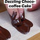 Dazzling Choco-coffee Cake