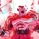 Goku X Goki Amor A Primera Vista Terminada Fondo De Pantalla De Anime Goku Super Saiyan Dragon Ball Gt