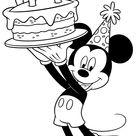 50+ Mickey Coloring Pages For Kids