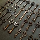 Skeleton Key Wedding