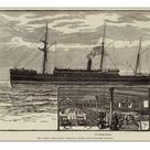 A2 Poster. The Union Steam-Ship Company's Royal Mail-Steamer