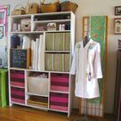 Organizing Sewing Rooms
