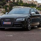 2013 Audi S8 Biturbo By MTM  Top Speed