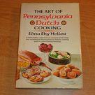 Vintage Hardcover Cookbook,