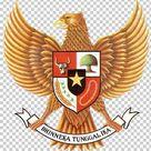 National Emblem Of Indonesia Pancasila Garuda Pertamina PNG - Free Download