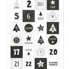 Gratis DIY Adventskalender! Free Printables- Printcandy