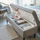 STOCKSUND Bench, Nolhaga gray-beige - IKEA