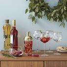 Lenox Holiday Highball Glasses In Gold (set Of 4)