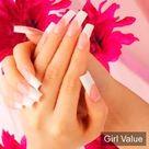Beautiful hands nails