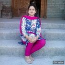 Indian girl in Salwar Kameez