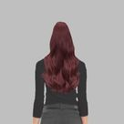 #5R Temporary Tape-in Hair Extensions - 10 Pieces