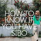 Do You Have Small Intestine Bacterial Overgrowth? SIBO Symptoms Test