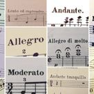 Musical terms: A glossary of useful terminology