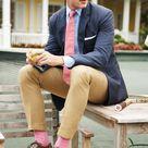 Pink Socks