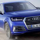 2017 Audi SQ7 TDI + video