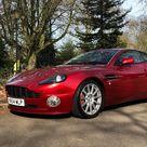 2004 Aston Martin V12 Vanquish S
