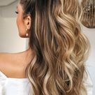 Hairstyles for Long Hair 2021 – Part I