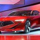 Acura Precision Concept   Detroit Auto Show 2016